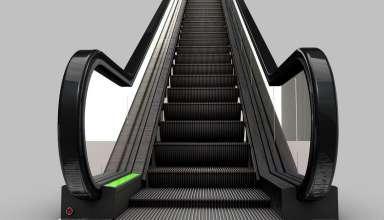 آشنایی کامل با پله برقی - پله برقی