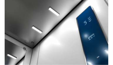 سیستم های کنترل دسترسی در آسانسور -