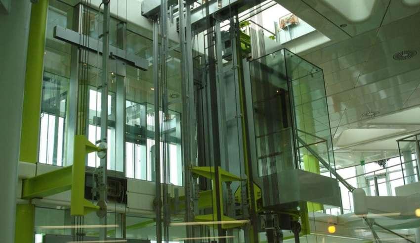 دستگاه کنترل کننده مکانیکی سرعت آسانسور -