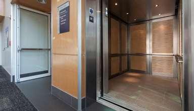 ارزیابی سیستم آسانسور -