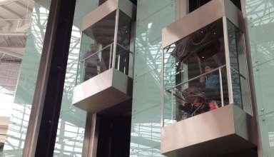 آسانسور بدون موتور خانه جدید شیندلرمدل 5500 - شیندلر, schindler