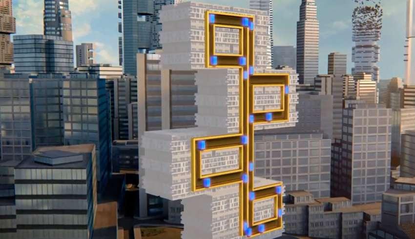 حرکت افقی و عمودی آسانسور !  انقلابی در صنعت آسانسور - تیسن کروپ, thyssenkrupp