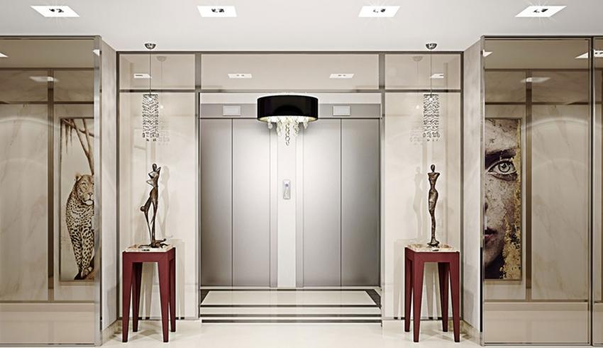 آسانسورهای سری ELENESSA -