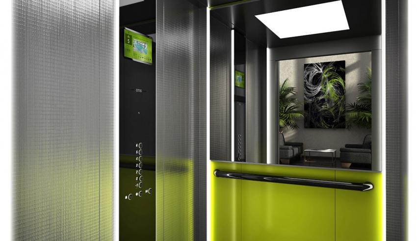 آسانسور اوتیس مدل GEN2 -