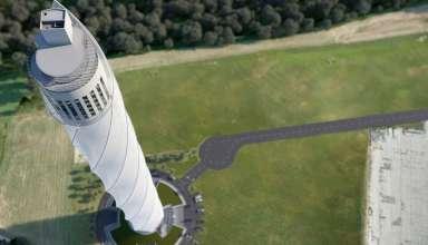 ساخت برج آزمایشی توسط شرکت Thyssenkrupp - تیسن کروپ, thyssenkrupp