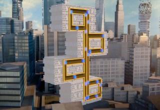 ویدئو معرفی آسانسور هوشمند تیسن کروپ - تیسن کروپ, thyssenkrupp