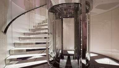آسانسور پنوماتیک یا آسانسور خلاء - سرویس و نگهداری آسانسور, آسانسور خلا, آسانسور پنوماتیک, آسانسور بادی