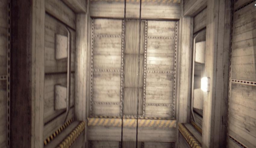 آیا بودن زباله در چاهک آسانسور را از استاندارد خارج می کند؟؟ - چاهک آسانسور
