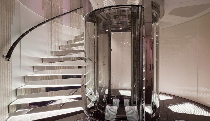 از یو پی اس چه میدانید؟ - یو پی اس, تابلو آسانسور