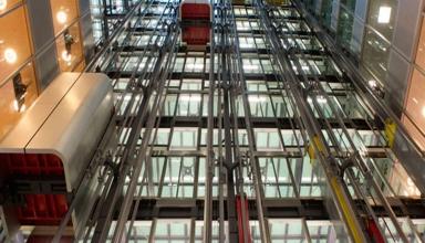 تشخيص عيب هاي الكتريكي و رفع آنها : - موتورخانه آسانسور, آسانسورهای الکتریکی