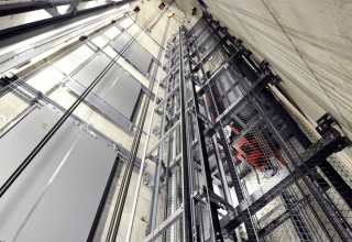 پیشبینی آسانسور برای ساختمانهای بیش از یک طبقه - مقررات ملی ساختمان ایران, کواهی ایمنی آسانسور, ایمنی آسانسور, انجمن آسانسور