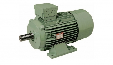 ترمز موتور AC با تزریق جریان DC درون سیم پیچ - موتورخانه آسانسور, موتور آسانسور