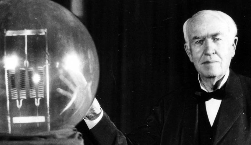 شش گام عملی مورد تأیید توماس ادیسون برای تبدیل اشتیاق به ثروت -