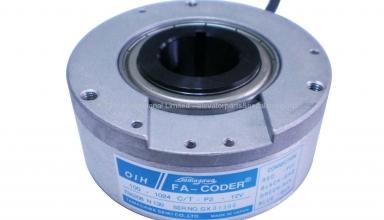 انتخاب انکودر مناسب در کاربردهای کنترل حرکت - موتور آسانسور, اینکودر