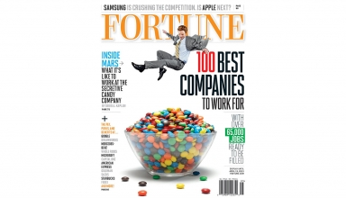 for 384x220 - لیست 100 شرکت برتری که هر کسی آرزوی کار کردن در آن را دارد