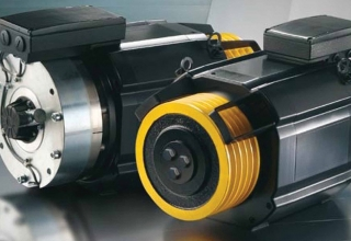 موتورهای الکتریکی - موتور آسانسور, الکتروموتور