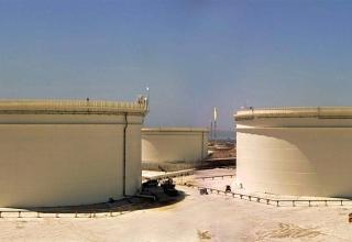 بهبود ایمنی رعد و برق در مخازن ذخیره سازی نفت -