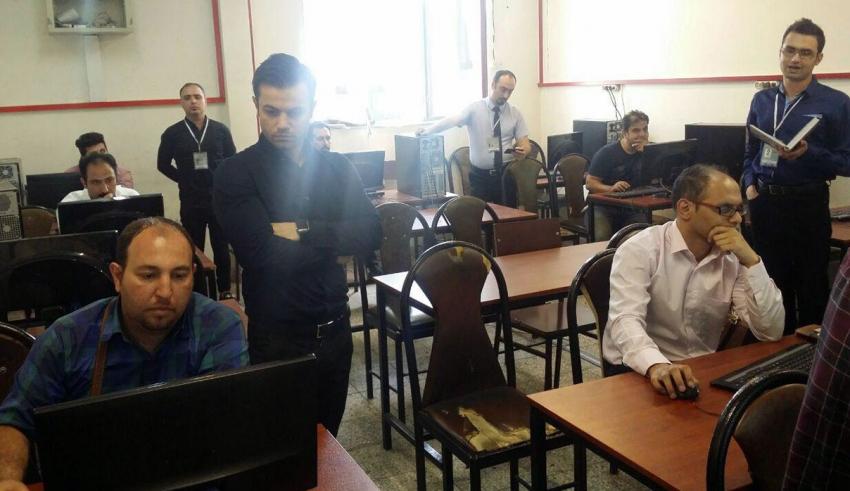 اولین دوره آزمون انستیتو بازرسی هلند به همت دانشگاه کوشا در ایران برگزار شد -