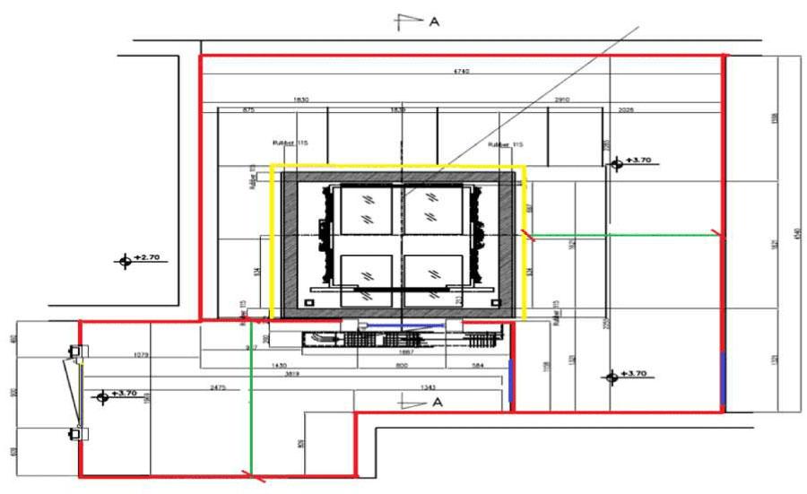 Axels Unique Bespoke Elevator Helipad Elevator 7 - راه حل کمپانی اکسل ایتالیا برای ساختمان های بلندمرتبه و دارای هلی پد