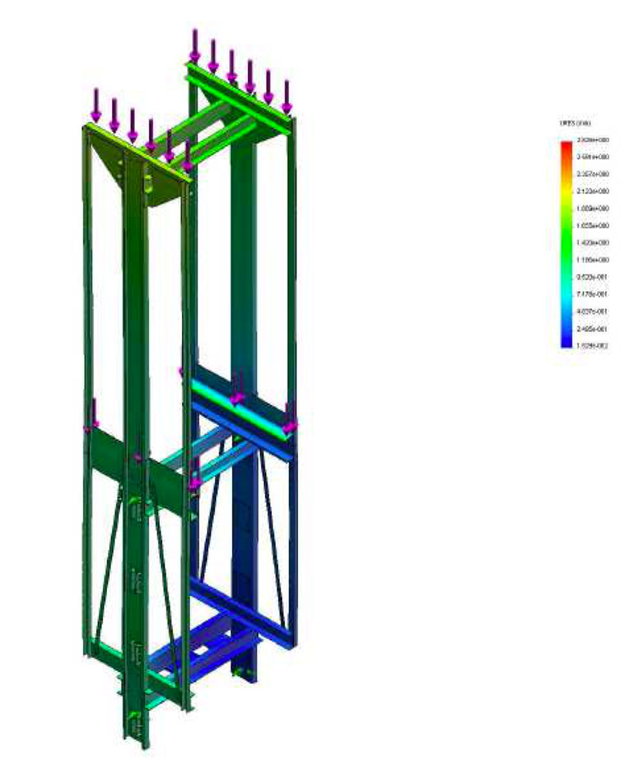 Axels Unique Bespoke Elevator Helipad Elevator 8 - راه حل کمپانی اکسل ایتالیا برای ساختمان های بلندمرتبه و دارای هلی پد