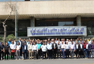 feasabaz324 320x220 - گزارش کامل مراسم انتخابات اولين دوره سنديكای فروشندگان آسانسور و پله برقی استان تهران